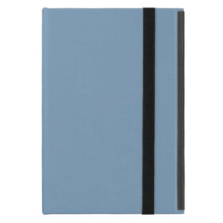 Solid Dusk Blue Case For iPad Mini