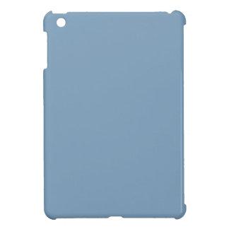 Solid Dusk Blue iPad Mini Case