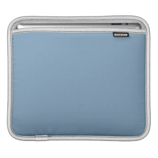 Solid Dusk Blue Sleeve For iPads