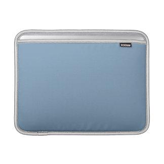 Solid Dusk Blue MacBook Sleeves