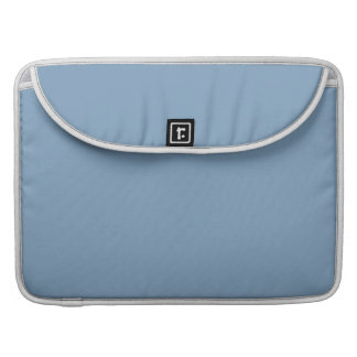 Solid Dusk Blue MacBook Pro Sleeve