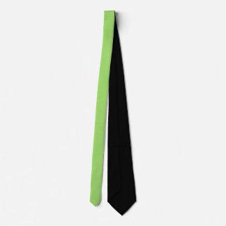 Solid Green Tie