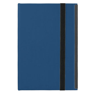 Solid Monaco Blue iPad Mini Cover