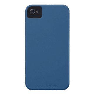 Solid Monaco Blue iPhone 4 Cases
