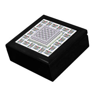 Solid Objects with 3D vision Gift Box