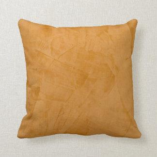 Solid Orange Cushion