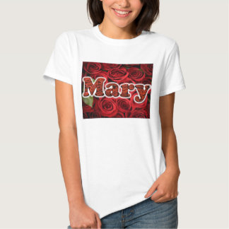 Solid Roses Names T-shirt
