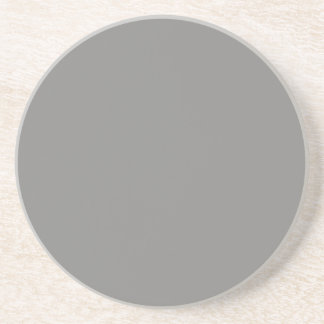 Solid Series---Light Gray coaster