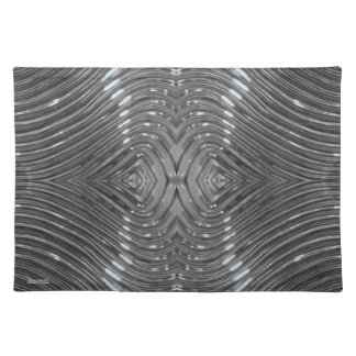 Solid Silver Placemat