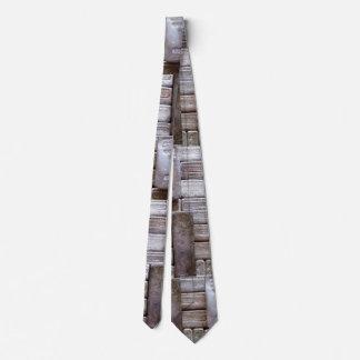Solid Silver Tie