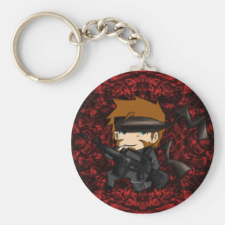Solid snake M15A2 Key Ring