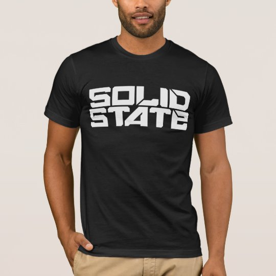 Solid State standard garment M T-Shirt