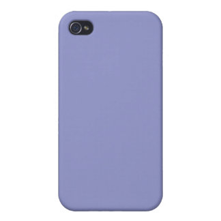 Solid Violet iPhone 4 Case