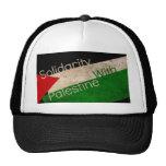Solidarité pour la Palestine Hat