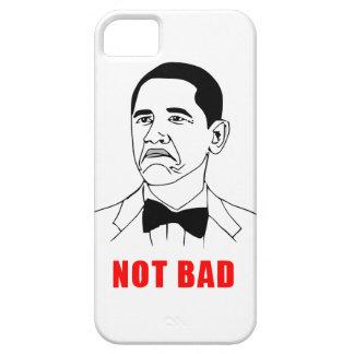 solidchainwear not bad Obama iPhone 5 Case