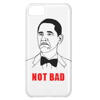solidchainwear not bad Obama iPhone 5C Cover