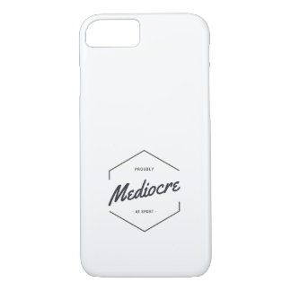Solidly Mediocre At Sport iPhone 8/7 Case