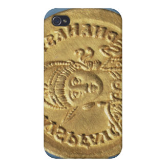 Solidus minted by Theodoric I iPhone 4/4S Cover