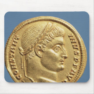 Solidus  of Constantine I Mouse Pad