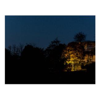 Solitaire Postcard