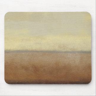 Solitary Desert Landscape by Norman Wyatt Mouse Mat