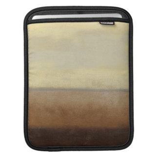 Solitary Desert Landscape by Norman Wyatt Sleeve For iPads