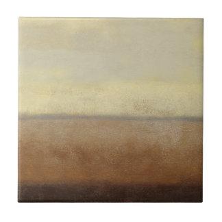 Solitary Desert Landscape by Norman Wyatt Tile