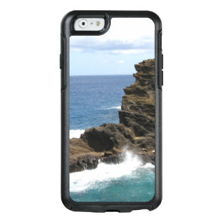 Solitary Figure on a Cliff OtterBox iPhone 6/6s Case