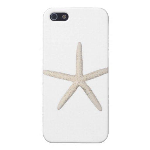 Solitary Starfish iPhone 5 Covers
