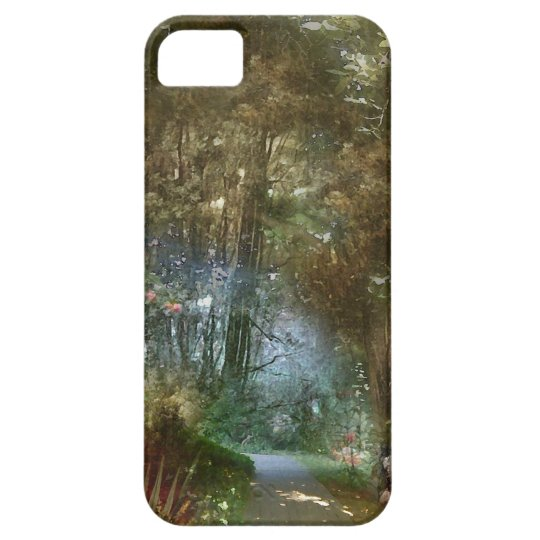«Solitude» iPhone 5 Case