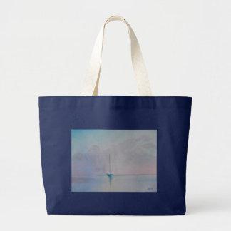 Solitude Large Tote Bag