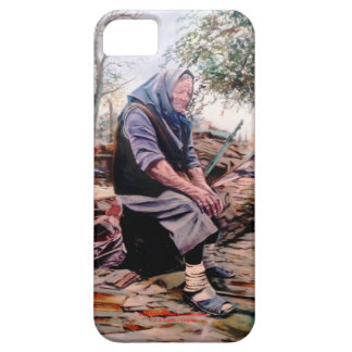 Solitude/Soidade/Loneliness Barely There iPhone 5 Case