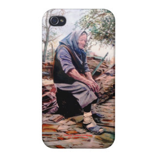 Solitude/Soidade/Loneliness iPhone 4/4S Cases