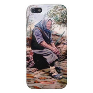 Solitude/Soidade/Loneliness iPhone 5 Covers