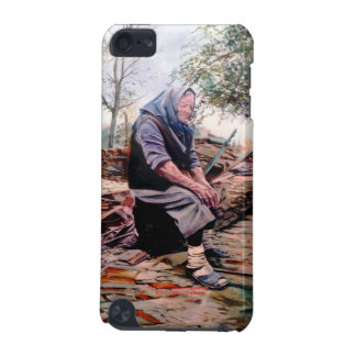 Solitude/Soidade/Loneliness iPod Touch 5G Case