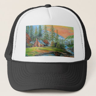 Solitude Trucker Hat