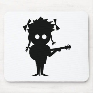 Solo Singer Mouse Pad