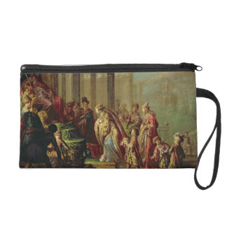 Solomon and the Queen of Sheba, or Esther before A Wristlet