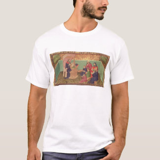 Solomon dictates the Proverbs T-Shirt