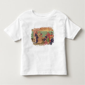 Solomon dictates the Proverbs Toddler T-Shirt