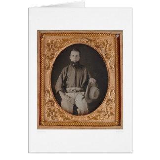 Solomon Yeakel, age 21  (40006) Card