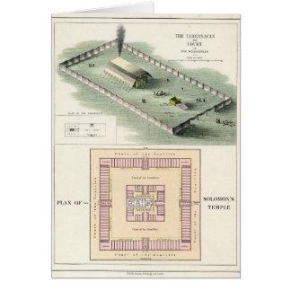 Solomon's Temple Card