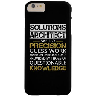 SOLUTIONS ARCHITECT BARELY THERE iPhone 6 PLUS CASE