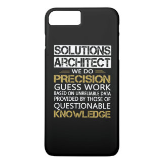 SOLUTIONS ARCHITECT iPhone 7 PLUS CASE