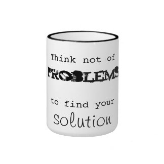 Solutions Ringer Mug