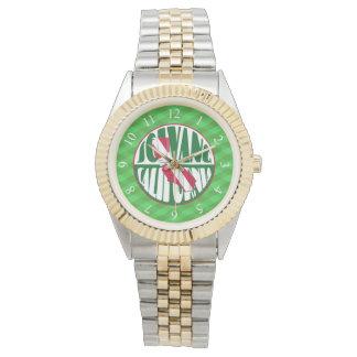 Solvang California Denmark Wrist Watch