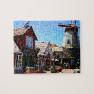 Solvang Windmill Puzzle
