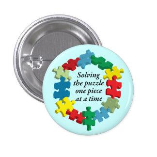 Solving the Puzzle...Lt. Blue Button
