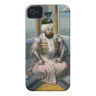 Solyman II (1642-91) Sultan 1687-91, from 'A Serie iPhone 4 Case-Mate Case