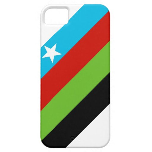 Somali Bantu Liberation Movement Flag iPhone 5 Cover